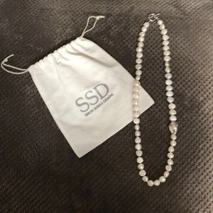 Simon Sebbag freshwater pearl necklace